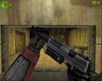 Pistol sil attach rf1