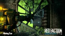 Red Faction Armory Mining Exo