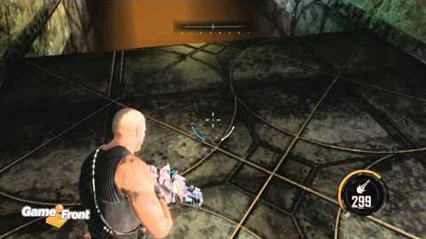 Red Faction Armageddon Easter Egg - How to Get Mr. Toots