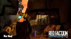 Red Faction Armory War Maul