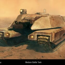 EDF Medium Tank