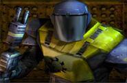 Riot Guard MP RF1