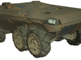 EDF Armored Personnel Carrier
