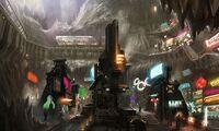 Red faction armageddon conceptart ZKGKM