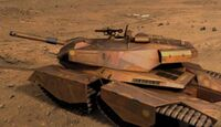 Main Battle Tank