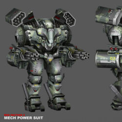 SOP-MA1 Battle Armor
