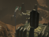EDF Badlands Outpost