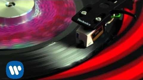 Red Hot Chili Peppers - Magpies On Fire -Vinyl Playback Video-