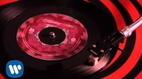 Red Hot Chili Peppers - Pink As Floyd -Vinyl Playback Video-