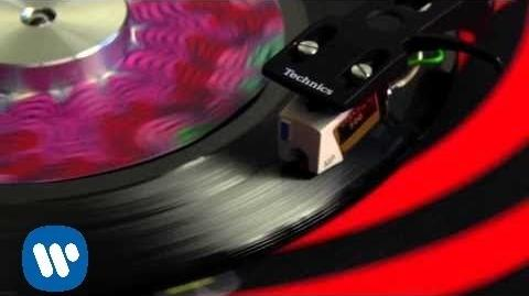 Red Hot Chili Peppers - The Sunset Sleeps -Vinyl Playback Video-