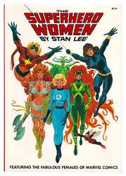 The Superhero Women cover