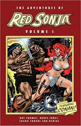 Adventures of Red Sonja Vol 1