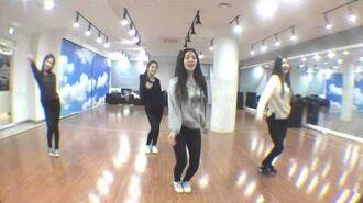 레드 벨벳 Red Velvet - Happiness 행복 Dance Practice Ver