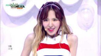 뮤직뱅크 Music Bank - 빨간 맛 - 레드벨벳 (Red Flavor - Red Velvet)