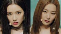Eye Contact Cam Red Velvet - IRENE & SEULGI 'Monster' (Middle Note Ver