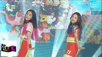 레드벨벳 (Red Velvet) 행복 (Happiness) @인기가요 Inkigayo 140824