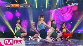 Red Velvet - Red Flavor KPOP TV Show M COUNTDOWN 170720 EP