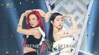 쇼! 음악중심 아이린&슬기(레드벨벳) -놀이 (Red Velvet, IRENE & SEULGI -Naughty) 20200725