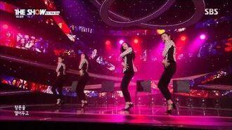 141028 Red Velvet - Be Natural + Ending (SBS MTV The Show)