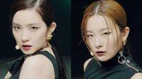 Eye Contact Cam Red Velvet - IRENE & SEULGI 'Monster' (Top Note Ver