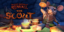 The Lost Legends of Redwall: The Scout