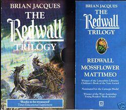 The Redwall Trilogy, 1991