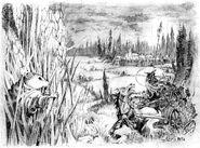 Pete Lyon - Redwall Sketch