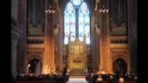 Brian Jacques memorial service at Liverpool Cathedral-0