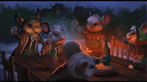 Graduation Cutscene The Lost Legends of Redwall The Scout