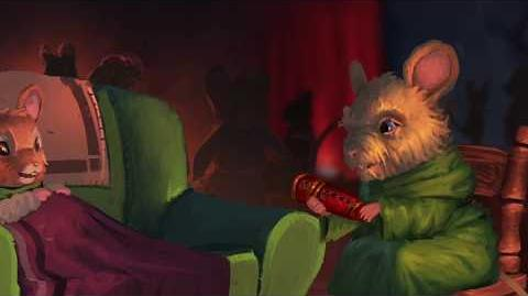 Cavernhole Cutscene (Opening) The Lost Legends of Redwall The Scout