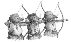 Guosim archers