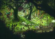 Pete Lyon - Mossflower
