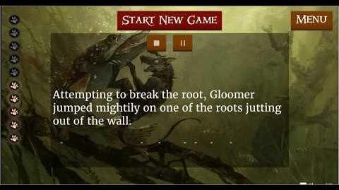 Escape the Gloomer Gameplay Sample