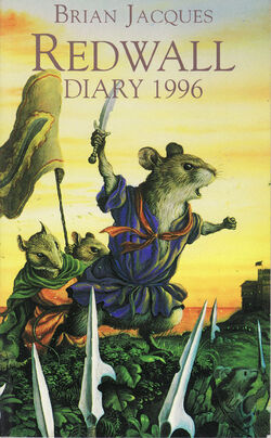 Redwall Diary 1996