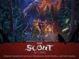 The Lost Legends of Redwall : The Scout (Original Soundtrack)