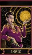 Imrik tarot Lord Cord