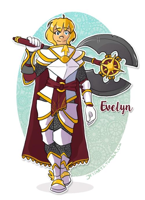 Evelyn Marthain
