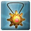 Boiling Blood Amulet Icon
