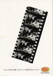 TNT Classic Movies Postcard (Front)