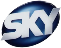 Sky's Logo During The Time Sky Entertainment Was On The Air