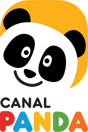 Canal Panda's Current Logo (Stacked Version)