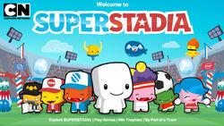Toonix's Super Stadia Game