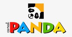 Canal Panda's First Logo (after the Panda Club rebranding)