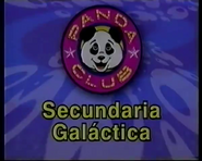 Panda Club's Logo (used in Spain, Portugal and India)