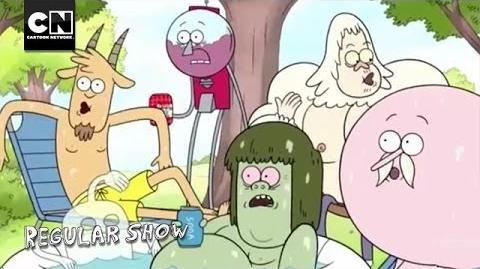 Getting the Band Back Together - Regular Show - Cartoon Network