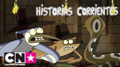 Historias corrientes - Pronto en sus pantallas - Cartoon Network