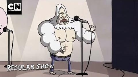 Return of Mordecai and the Rigbys Regular Show Cartoon Network