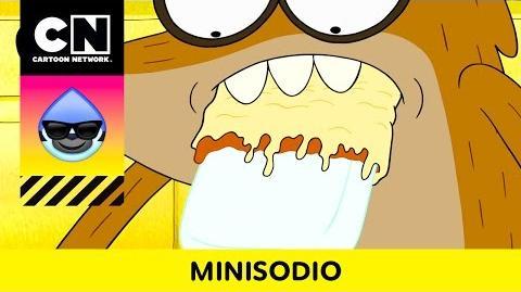 La caída de la bolsa de pizza - Un Show Más - Minisodios - Cartoon Network