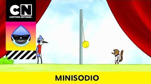 El campeonato de espirobola de 1973 - Un Show Más - Minisodios - Cartoon Network
