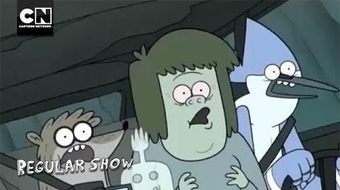 Carlock Chase - Regular Show - Cartoon Network